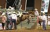 Let 'r buck!<br /> <br /> (August 24, 2012) Norco Mounted Posse PRCA Rodeo started tonight.